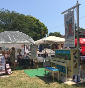 Artisans on the Lawn 2019